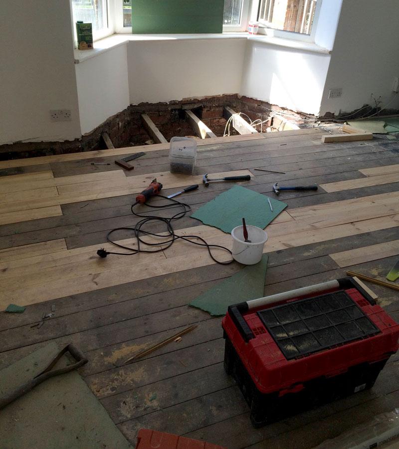 Floor Repairs & Maintenance by FlooRestore