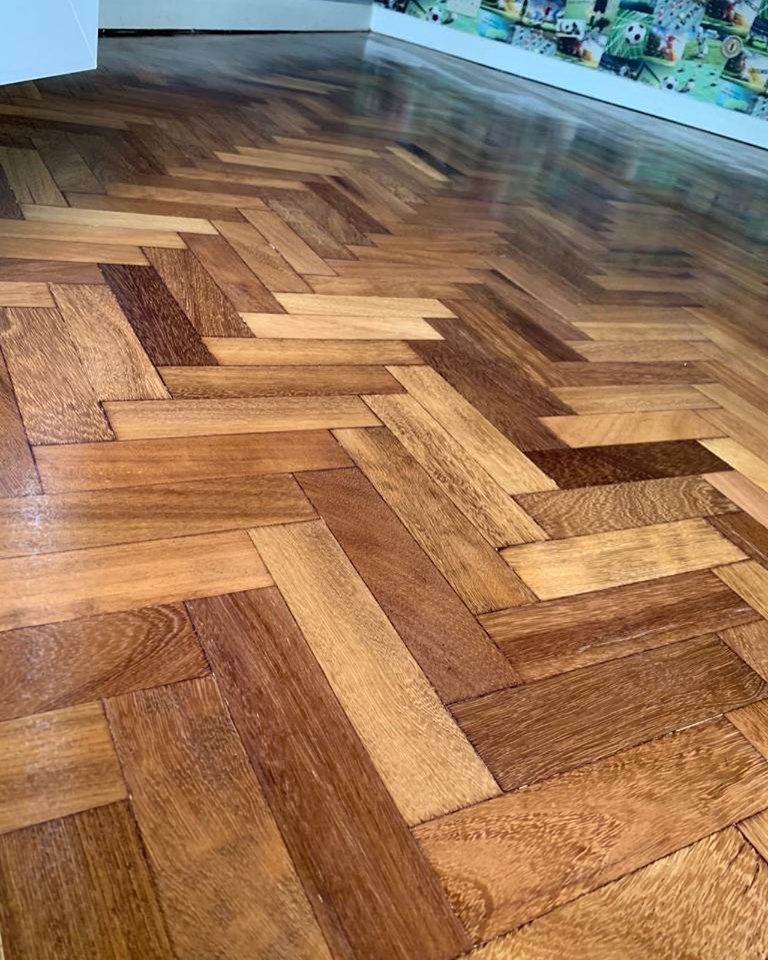 Parquet Floor Sanding in Darlington